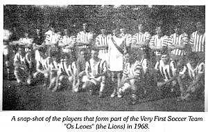 HISTORY | Kitchener Portuguese Club Inc