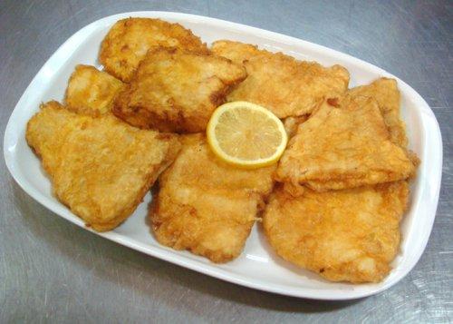 Filetes de Peixe
