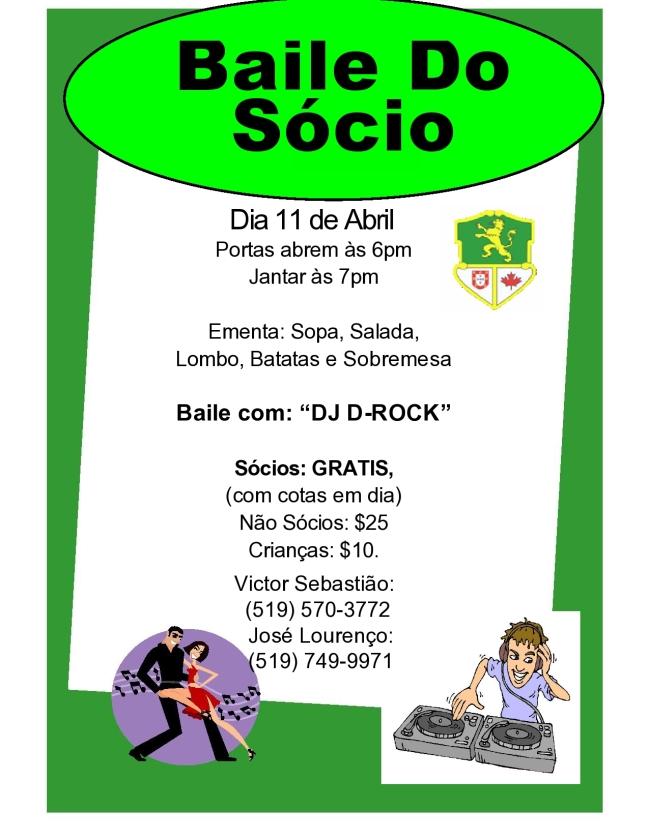Baile Do Socio 2015