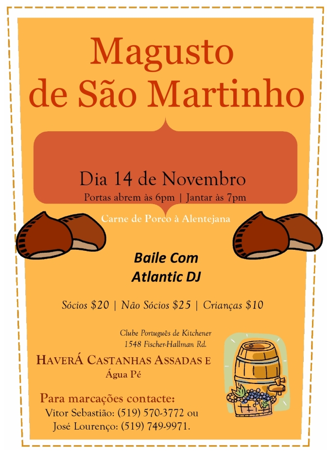 Nov 14th - S.Martinho