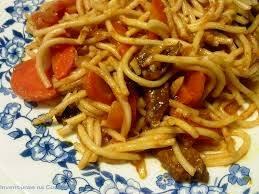Spaghetti & Meat
