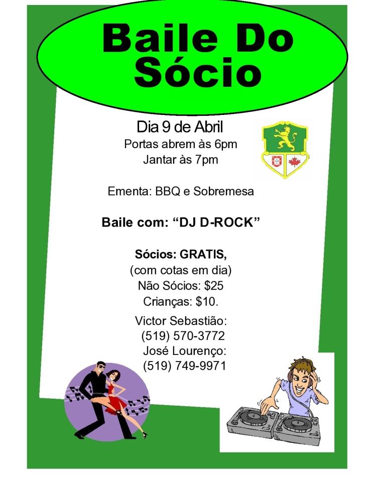 Baile Do Socio 2016