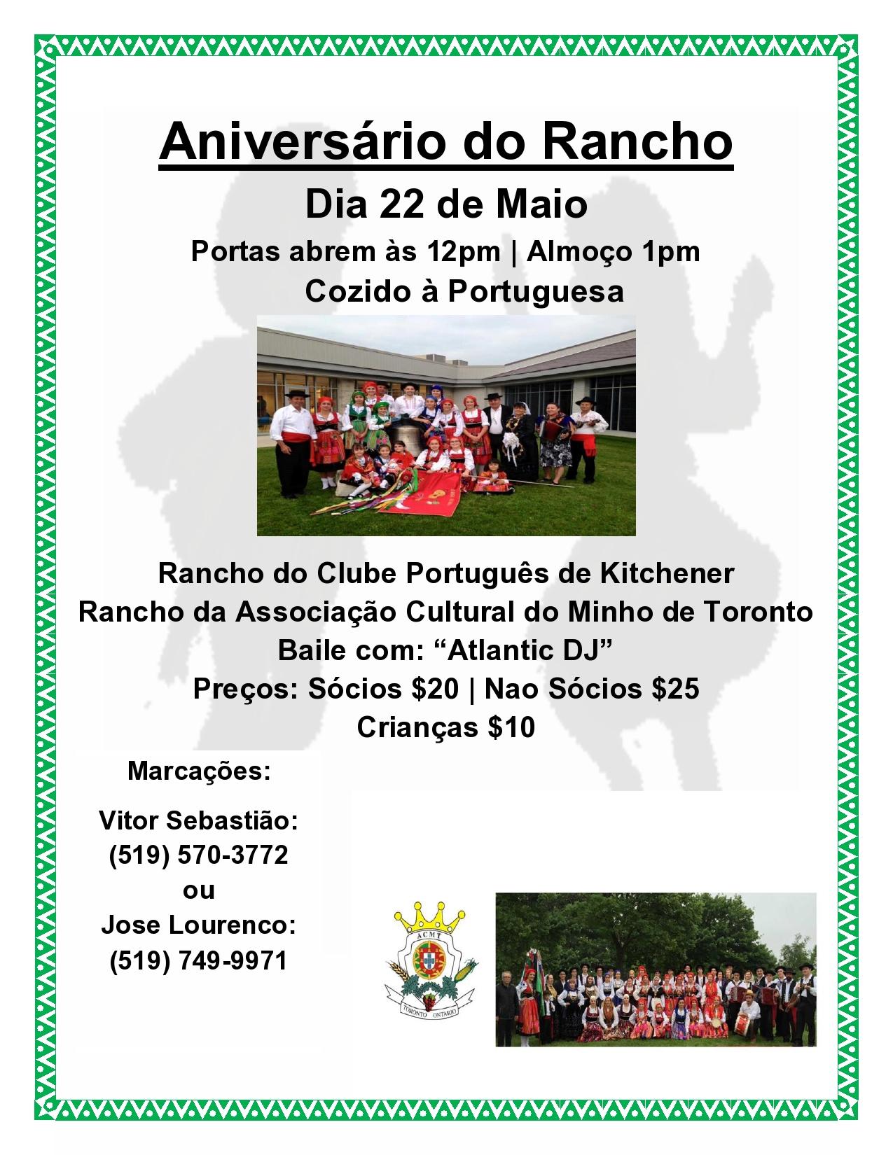 Aniversario Do Rancho 2016