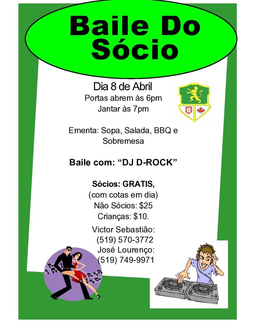 Baile Do Socio 2017