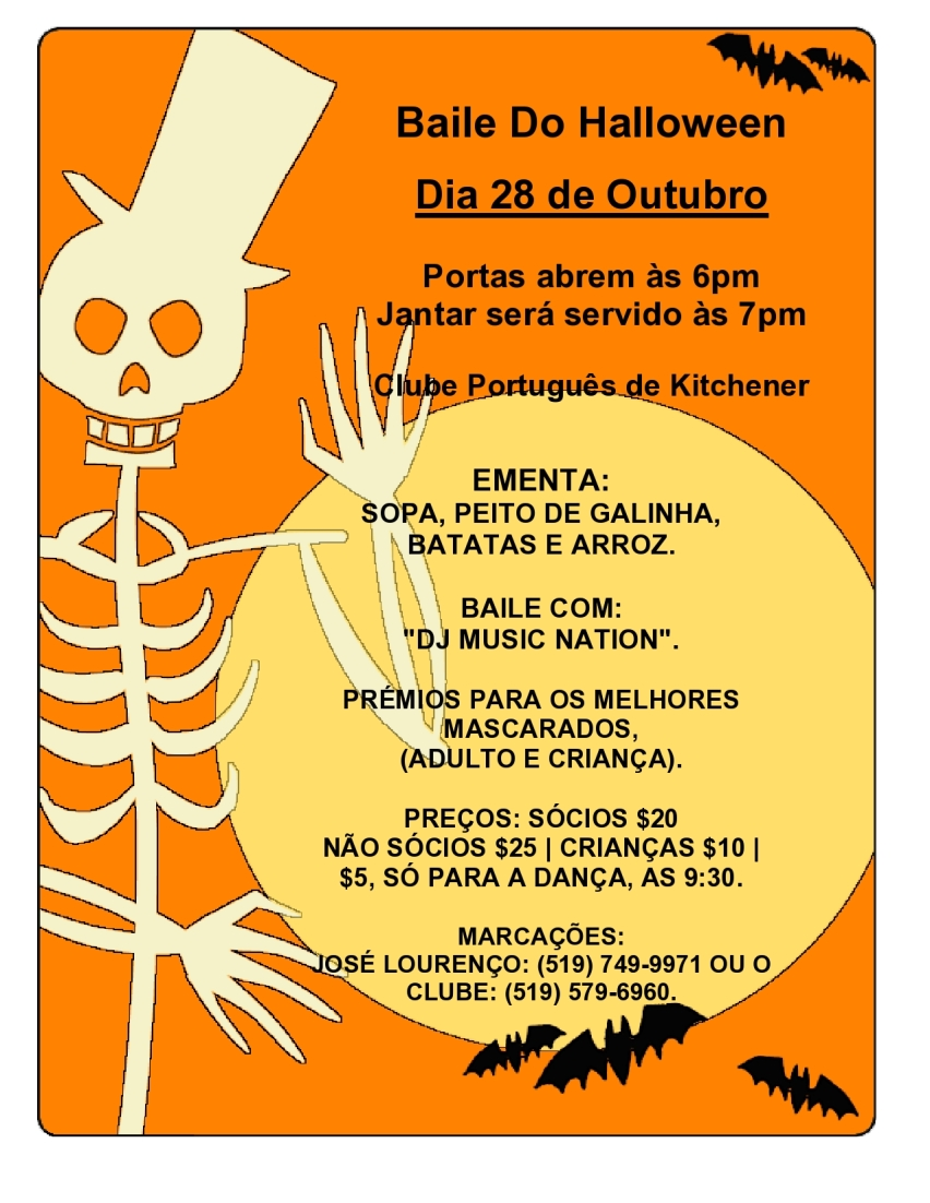 Baile Do Halloween 2017