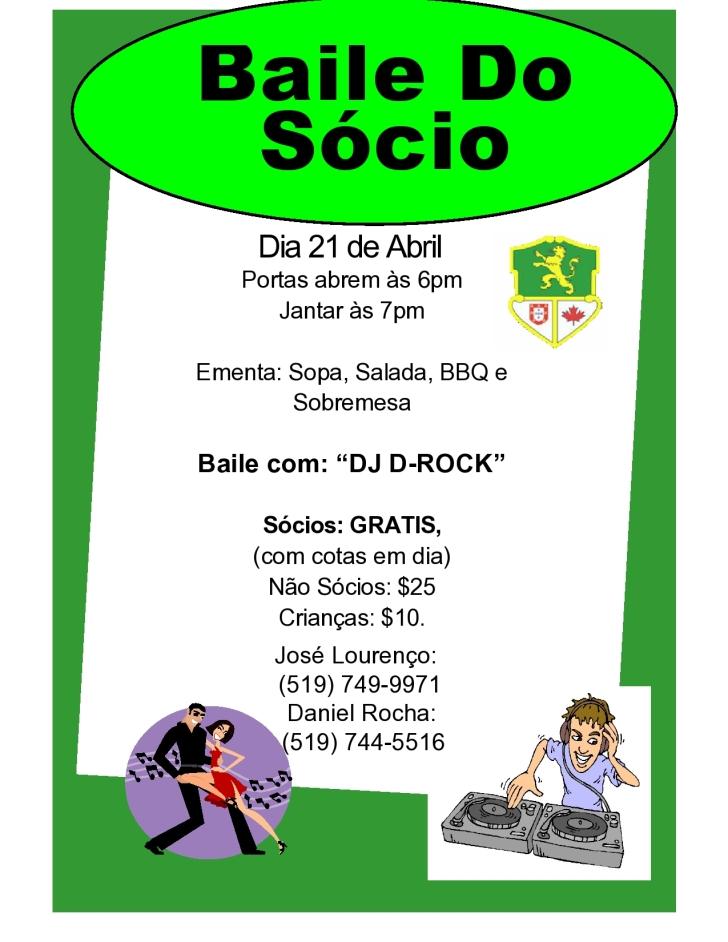 Baile Do Socio 2018