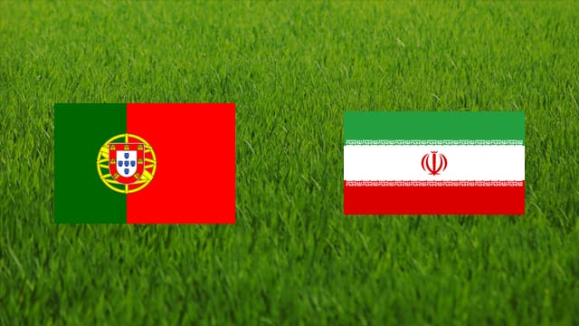 Portugal vs. Iran