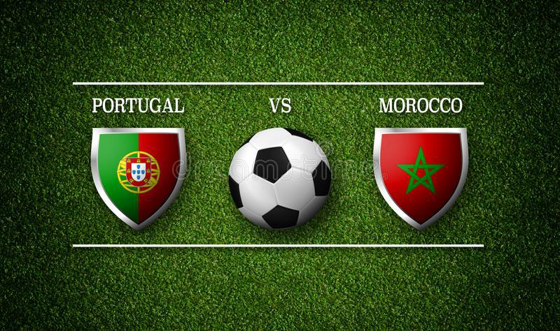 Portugal vs. Morocco