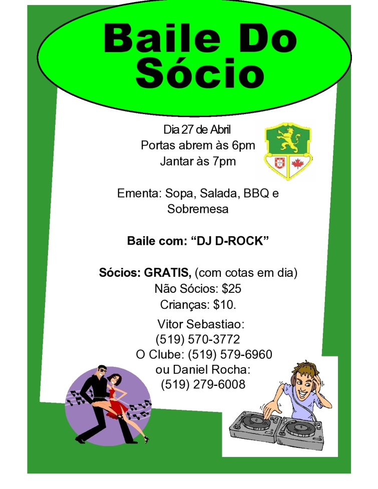 Baile Do Socio 2019
