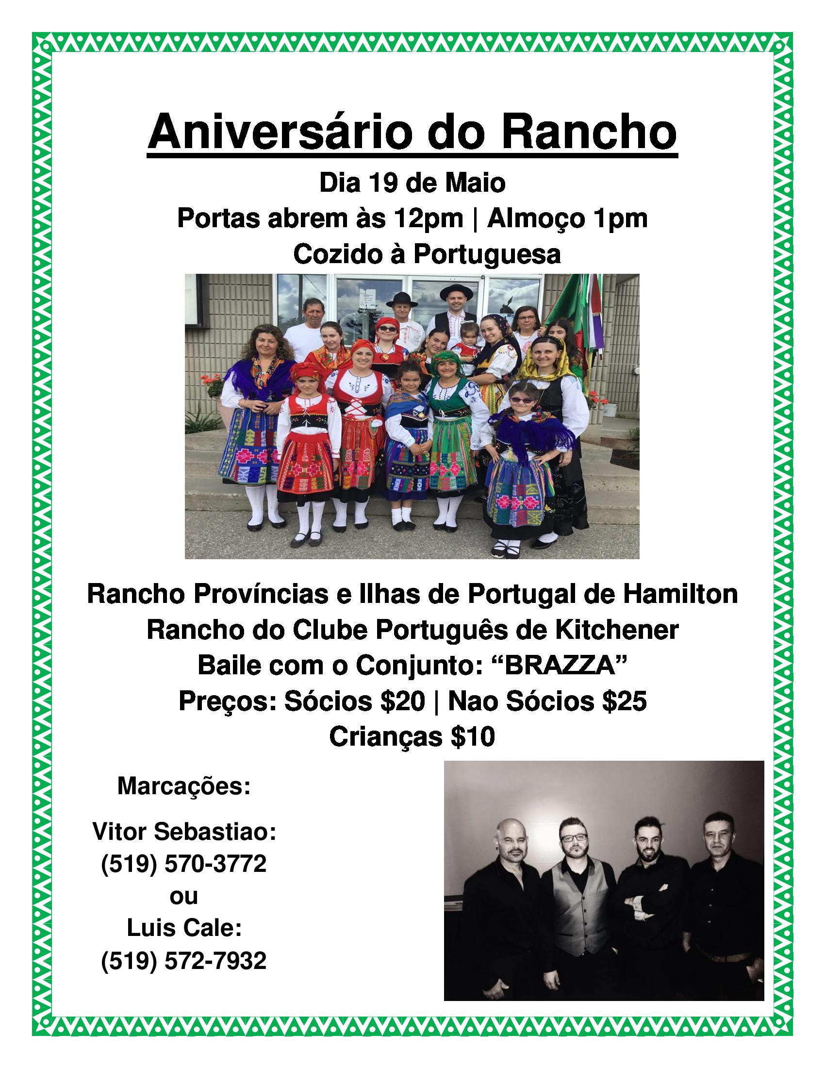 Aniversario Do Rancho 2019