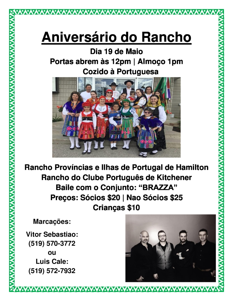 Aniversario Do Rancho 2019
