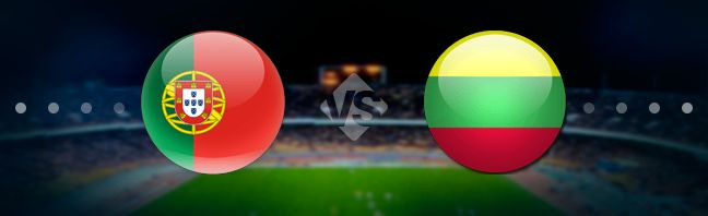 Portugal vs Lithuania